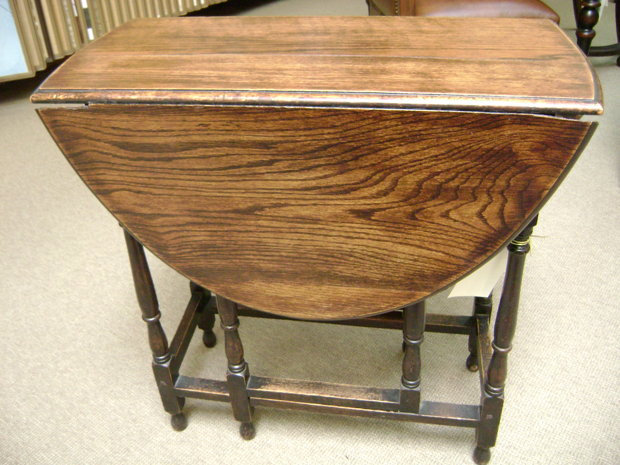 Floor Sample Sale : fld vintage gateleg table 2 from estateofdesign.wordpress.com size 2048 x 1536 jpeg 1275kB